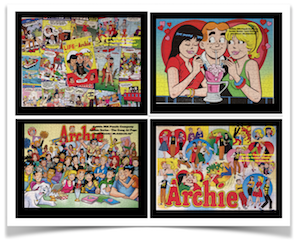 Cobble Hill Puzzle Company Archie Series Jigsaw Puzzles
