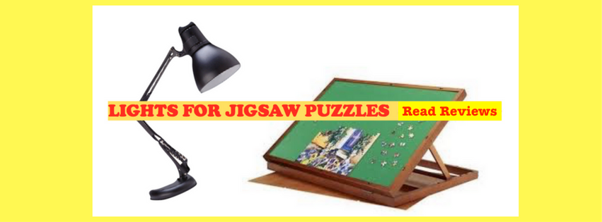 Reviews for the Best Jigsaw Puzzle Lights