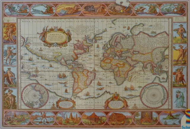 List of the largest jigsaw puzzles number of pieces 6000 title ancient world map gumiabroncs Image collections