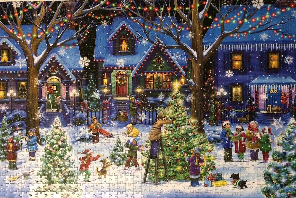Christmas-Scene-puzzle