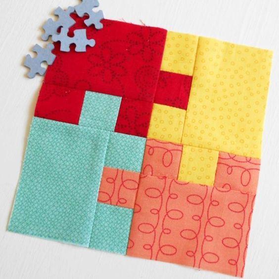 Puzzle Pieces Crafts
