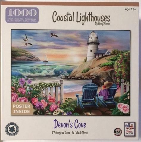 Devon's Cove Jigsaw Puzzle