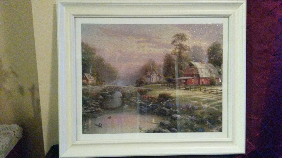 Framed Jigsaw Puzzle Gallery