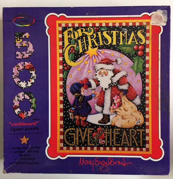At Christmas Give Your Heart