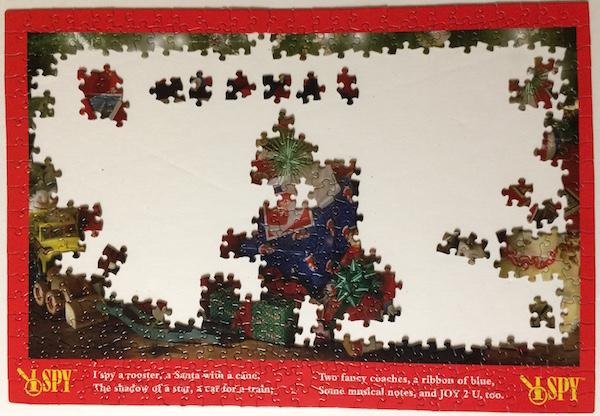 I Spy Jigsaw Puzzle