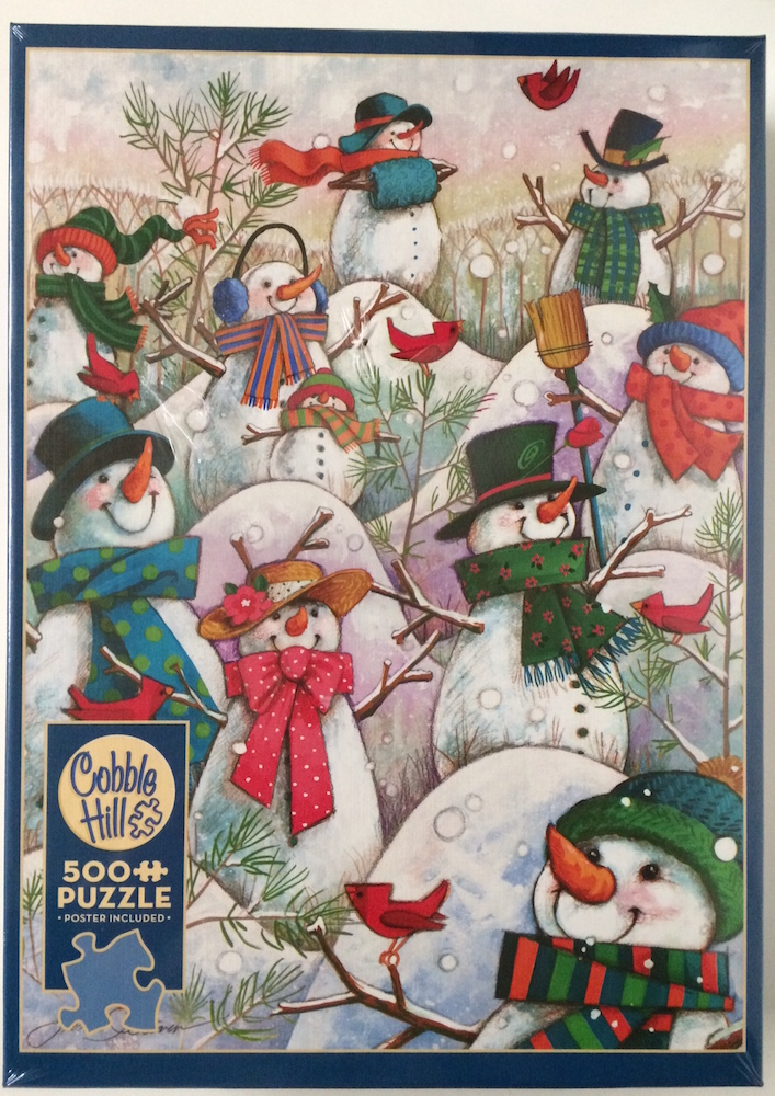 252 piece Puzzles Best Gift For Friends Merry Christmas Christmas Puzzles Family on Christmas Limited Edition!