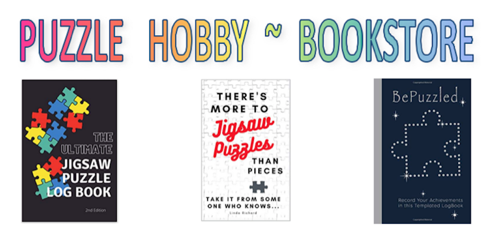 Puzzle-hobby-bookstore