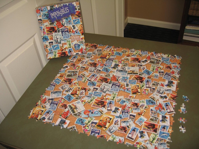 Difficult Jigsaw Puzzles Gallery