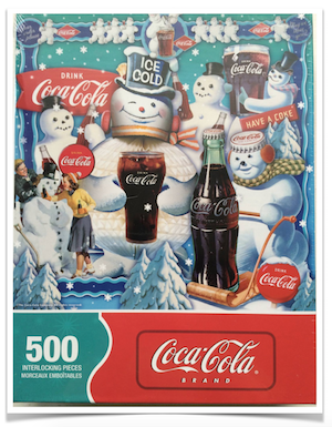 Snowman Delight