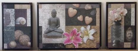 Ravensburger Triptych Wellness Jigsaw Puzzle