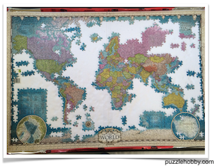 World map jigsaw puzzle i have to be honest here to say that these 3 gifts of puzzles has helped eased the frustrations of working the world map puzzle gumiabroncs Images