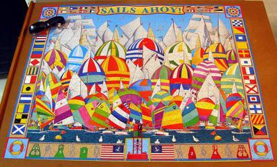 Sails Ahoy Photo 3