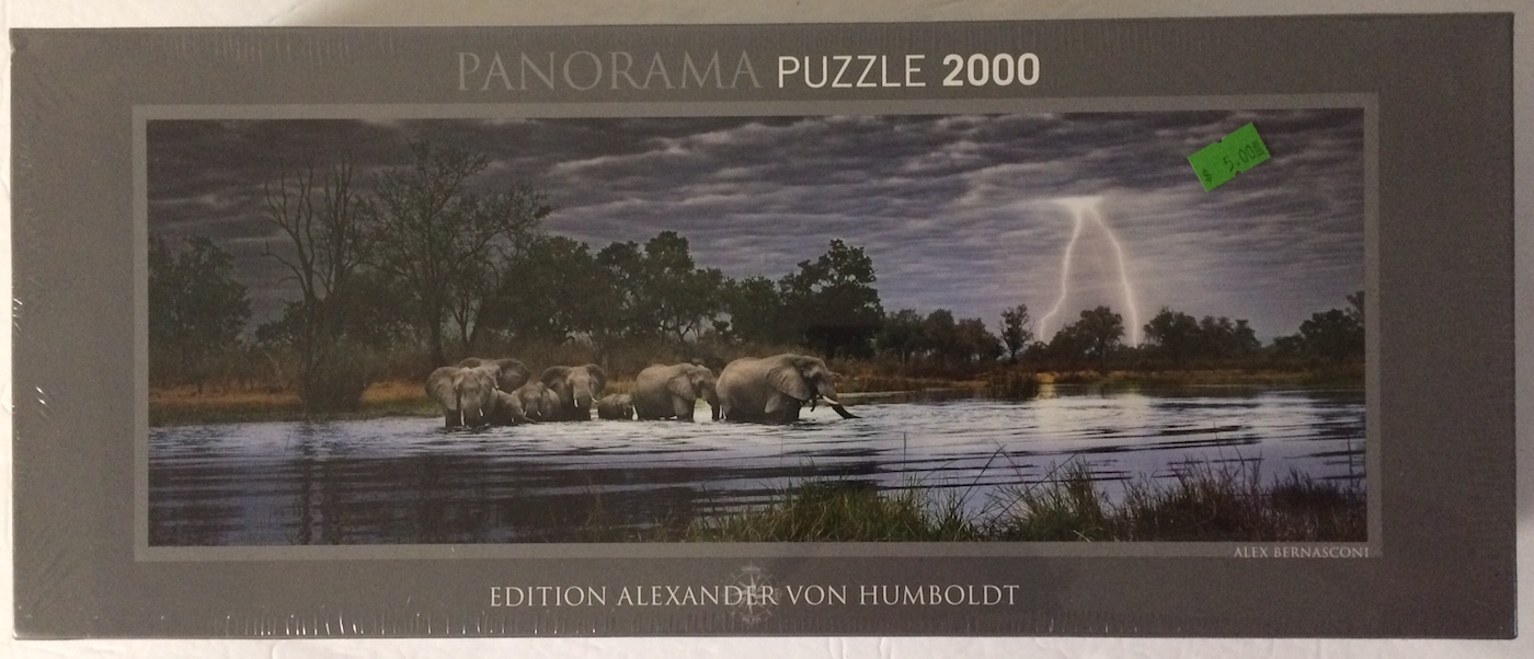 Used Jigsaw Puzzles