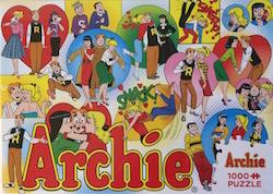 """Cobble Hill Puzzle Company Archie Series – Classic Archie 1000 Pieces – 26.625×19.25"""""""
