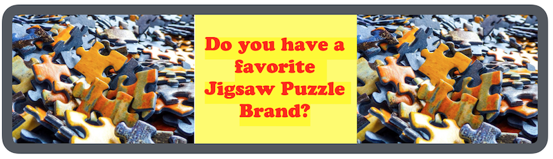 Jigsaw Puzzle Brands