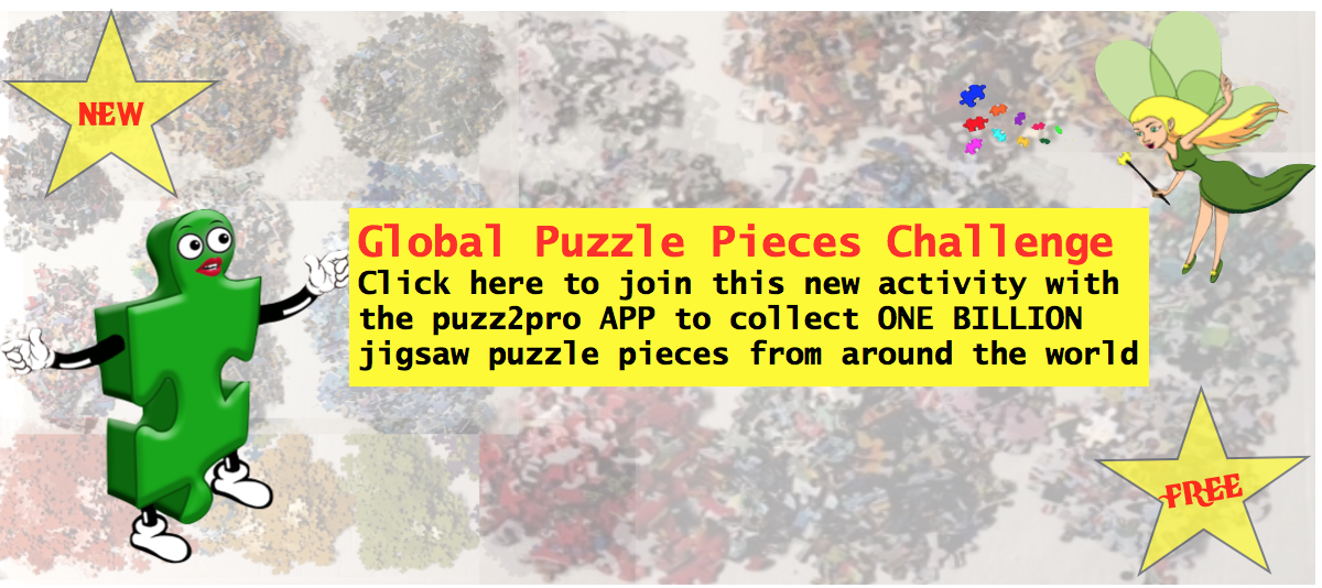 Join the Global Puzzle Pieces Challenge Activity